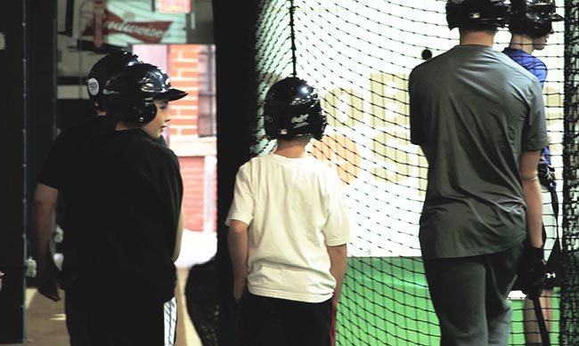 Indoor Baseball Training Queens NYC