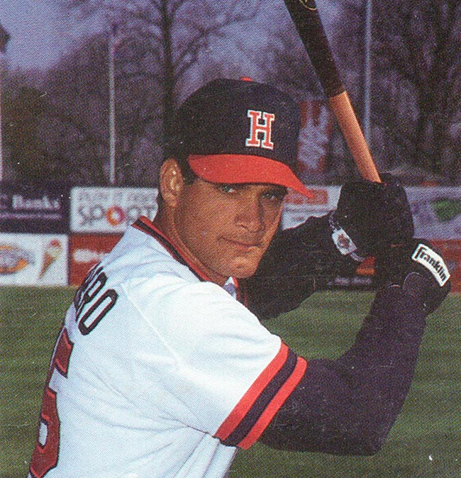 Oreste Marrero Harrisburg Senators 1993