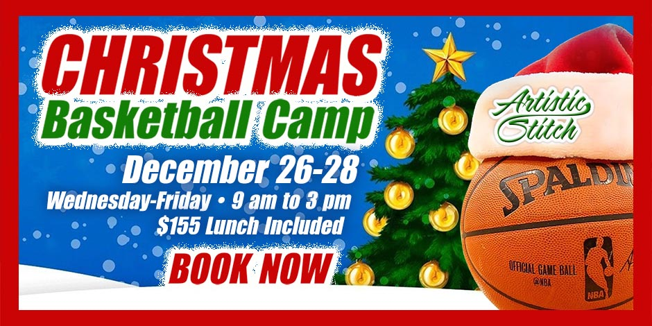 basketball Christmas camp in Queens, NY