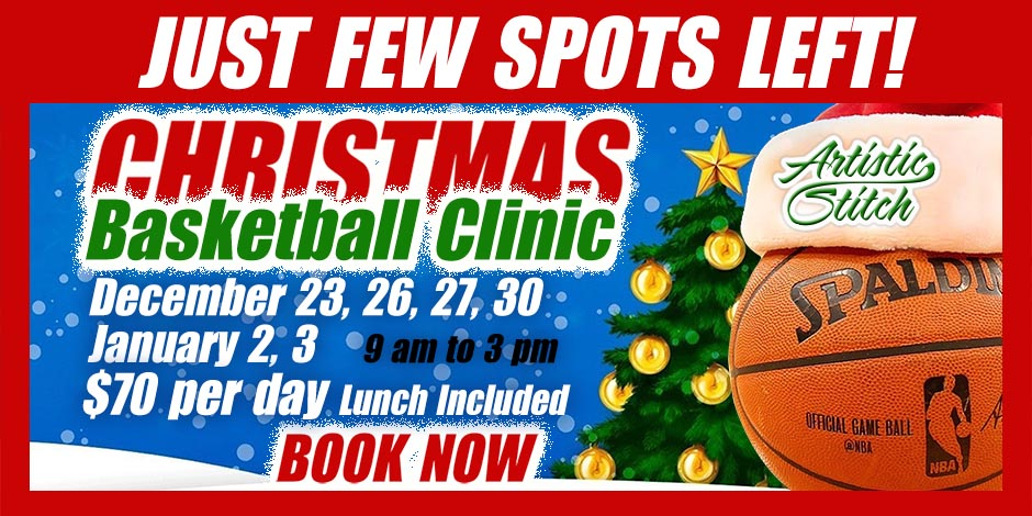 2019 Basketball Christmas camp in Queens, NY
