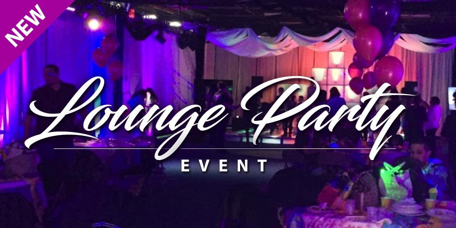 Lounge Event Party package queens ny
